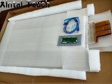 "Op Verkoop! 55 ""20 Punten Touch Folie En Interactieve Multi Touch Folie Voor Touch Kiosk, Tafel Etc"