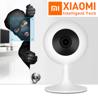 Xiaomi IP Camera Mijia Smart Xiaobai Version 720P HD Wireless Wifi Security Monitor xiomi Store Night Vision IR Remote Control