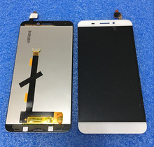 LCD screen display+touch panel digiziter For Letv Le One X600 white or black  free shipping