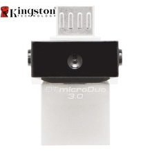 Kingston DTDUO3.0 Pendrive 32GB 16GB USB to Micro USB OTG USB 3.0 Flash Pen Drive Memory Disk for SmartPhone PC Tablet