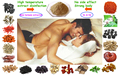 Enhancement Powder for Men, Enhance Male Ability and Stamina with 100% Natural Medical Herbs Extraction, Fast Reacting