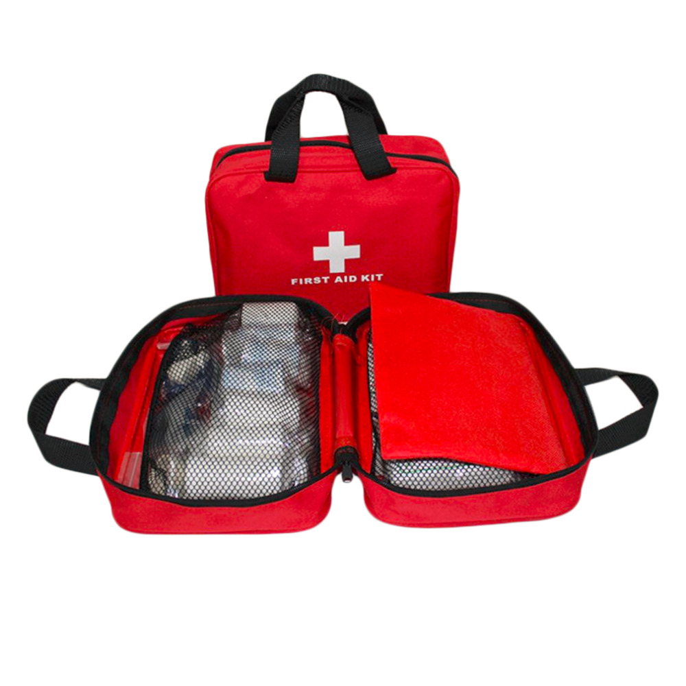 5eff3eb7cf Outdoor First Aid Bag Sports Camping Home Medical Emergency Survival First  Aid Kit Bag Rescue Medical Tools-in Safety   Survival from Sports    Entertainment ...
