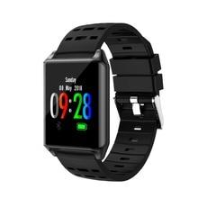 AK11 Smart Band Wristband Blood Pressure Heart Rate Monitor Men Women Fitness Watch waterproof Pedometer Smart Bracelet