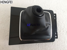 HengFei Original for Mitsubishi Lancer EX FORTIS Gear lever panel Gear shift panel Gears shift Mask MT