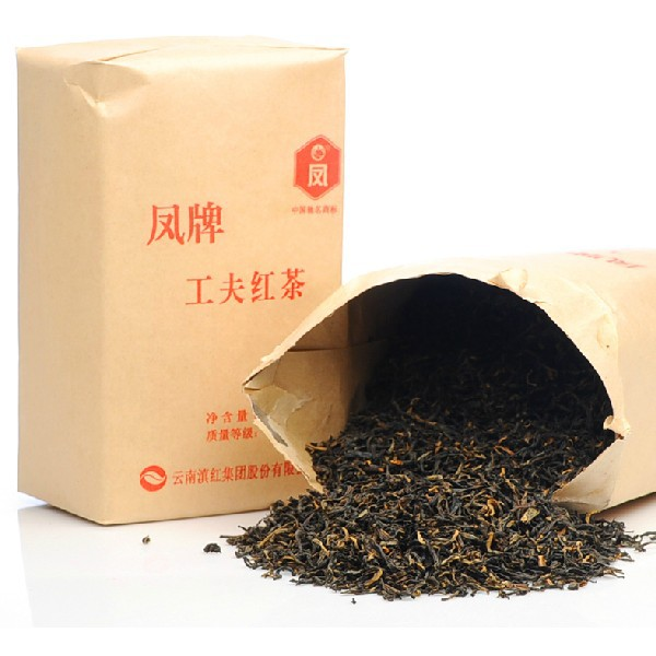 500g Fengqing black tea yunnan dianhong first level congou 500 g health care set the products for weight loss