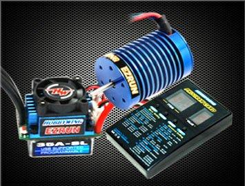 eZRun 60A ESC + 3650M 13T Motor + Pro-card Combo for 1/10 Car/ Buggy COMBO- B7 цена