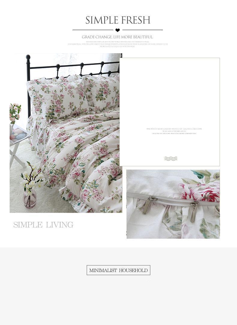 TEXTILE PGK algodón Floral 5