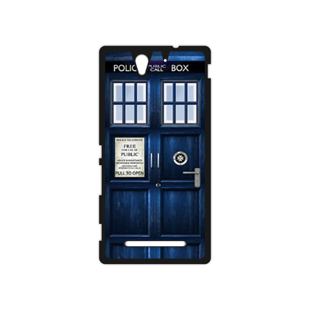Booth Doctor Who Tardis Cover Case for iPhone 4 4S 5 5S SE 5C 6 6S Plus SONY Z Z1 Z2 Z3 Z4 MINI M2 M4 C3 C4 C5 T2 T3