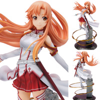 Sword Art Online SAO Asuna figure 1/8 Aincrad Kotobukiya model EN5