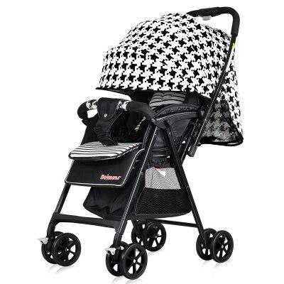 Sallei детская коляска малолитражного автомобиля легкий автомобиль зонтик ультра-легкий ребенок детская коляска