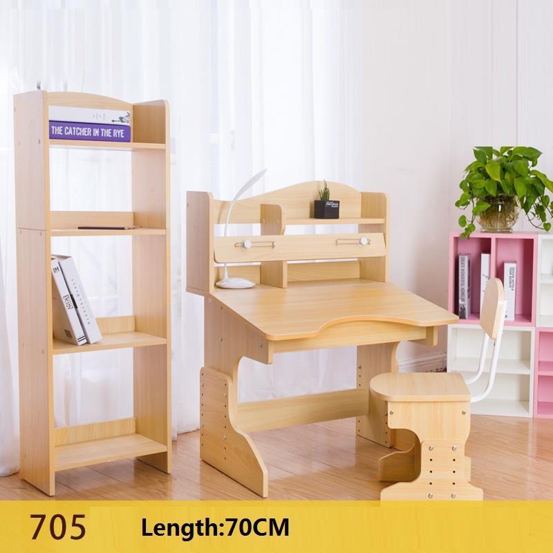 Infantiles Infantil Estudar Cocuk Masasi Tavolino Bambini Estudiar Tableau Enfant Wood Desk Mesa Escritorio Study Table For Kids in Children Tables from Furniture