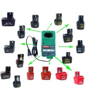 Image 4 - Сменное зарядное устройство MOSTA Boutique для Hitachi UC18YG, высокое качество, 7,2 В, 9,6 В, 12 В, 14,4 В, 18 в, Ni MH, для никель металлогидридных и никель металлогидридных аккумуляторов, для замены!