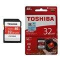 Memory card TOSHIBA SDHC SDXC memory Card class10 90MB/S UHS-1 U3 32GB 64GB 128GB Secure Digital sd card for Camera AV