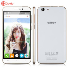Nota S 3G Smartphone Cubot MTK6580 Quad A Core 4150 mAh Teléfono 5.5 pulgadas de Pantalla HD 2G RAM 16G ROM 8MP Cámara Del Teléfono Móvil