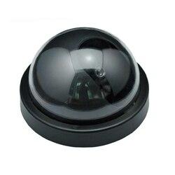 Fake decoy dummy ir dome camera with led ir fake cctv camera fake simulation cctv camera.jpg 250x250