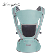 Honeylulu 3 in 1 Baby Carrier Adjustable 3-30 Months Sling For Newborns Kangaroo Ergoryukzak Backpack Hipsit