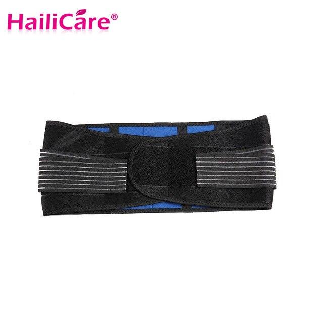 Comfortable Back Brace Support Belt Men Back Pain Relieve Corset Back Lumbar Support Massager Waist Lumbar Protection Therapy