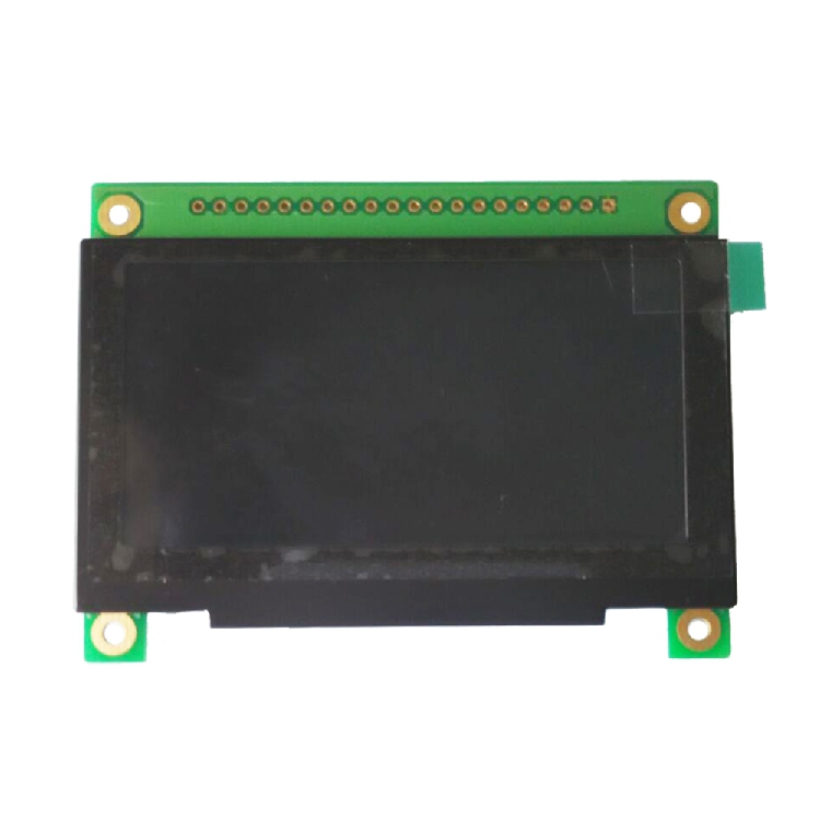 ФОТО 1pcs 2.7 inch OLED LCD module 128*64 dot matrix SSD1309 driver supports parallel / serial yellow
