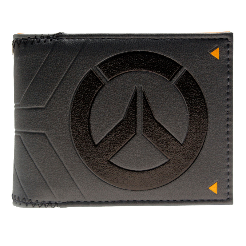 OVERWATCH DEBOSSED BI-FOLD WALLET DFT-2186