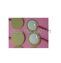 100 sztuk X 20mm Piezo Element ceramiczny o 15 CM darmowa wysyłka D20