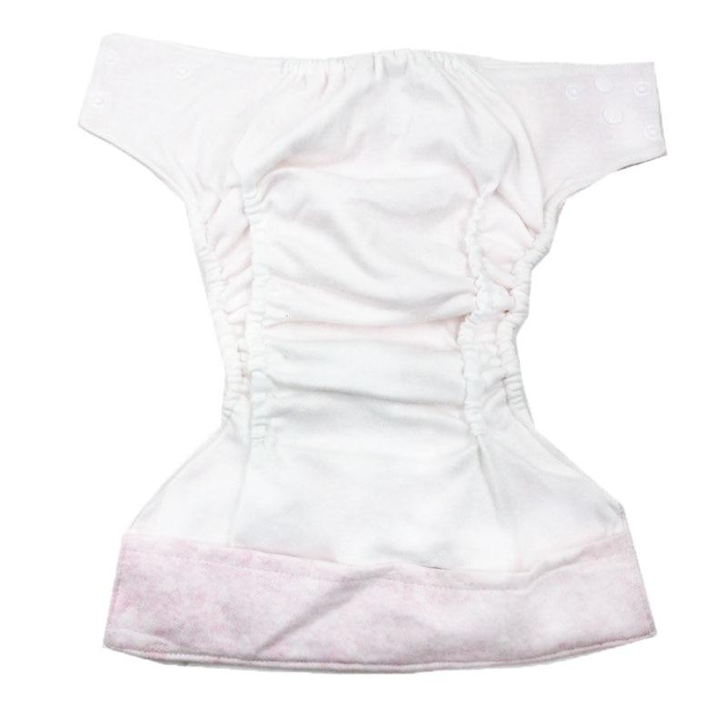 100% katoenen waterdichte doekluier met katoenen Binnen One Size Baby - Luiers en zindelijkheidstraining - Foto 6