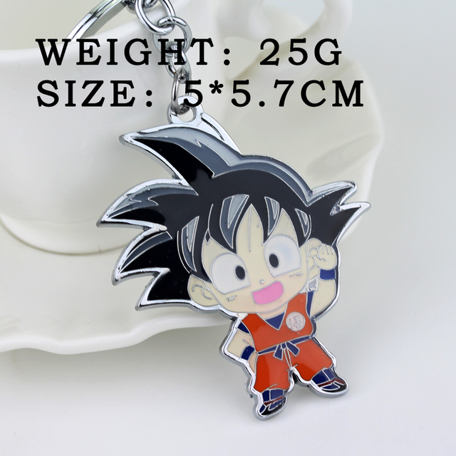 Dragon Ball Z Black Son Goku Ring