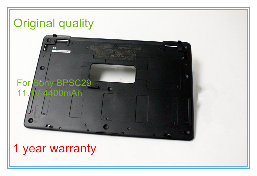Original Quality New Extended Slice Battery VGP-BPSC29 for S 15.5
