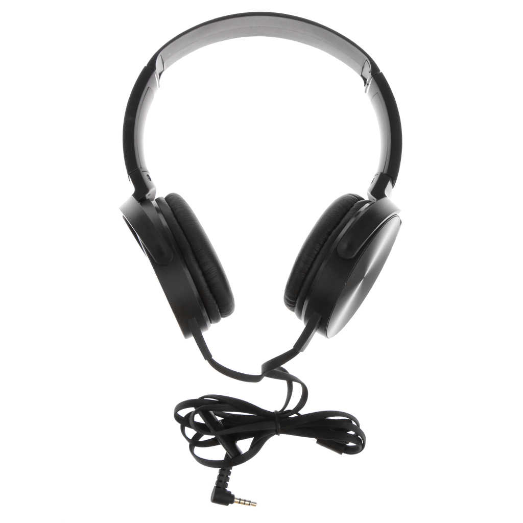 Foldable 3 5mm Jack Flat Noodle Corded Headphones Wired Sport Headsets Microphone For Skype Phone Call Center Game Sport Headset Headphone Headphoneheadphone Wires Aliexpress