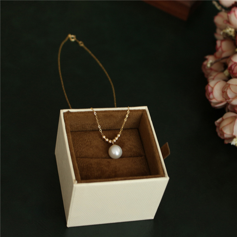Natural Pearl Choker 14 Gold Filled Handmade Necklace Vintage Charm Collier Bijoux Femme Jewelry Collares Necklace for Women