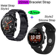 22mm Bracelet Strap For Xiaomi Huami Amazfit GTR 47mm Pace Stratos 2 Watch Wrist Band For Samsung Gear S3 Galaxy 46mm Correa amazfit leather bracelet watch band 22mm for xiaomi huami amazfit pace stratos 2 correa wrist strap for samsung gear frontier s3
