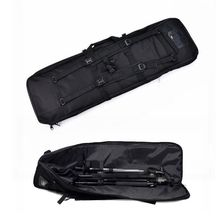 81 94 118cm High Density Nylon Rifle Case Bag Tactical Military Carbine Soft Airsoft Holster Gun Carry bag Accessories