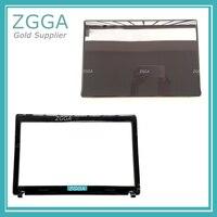 New Original Genuine Đối Với Lenovo Máy Tính Xách Tay G570 LCD Rear Lid Top Case & Front Bezel Bìa Khung Màn Hình Shell 31048392