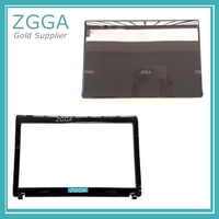 New Original Genuine For Lenovo Laptop G570 LCD Rear Lid Top Case Front Bezel Cover Screen