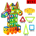 Mini Blocks Toy 80PCS 3D DIY Building Blocks Magnetic Designer Super Robot Enlighten Bricks Toys For Children Christmas Gifts