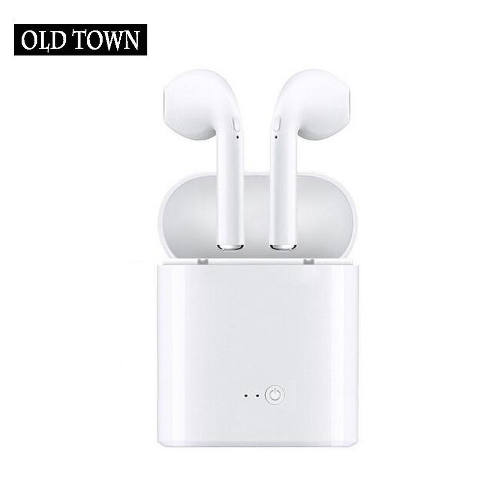 Bluetooth earphones for iphone - ear buds for iphone 8