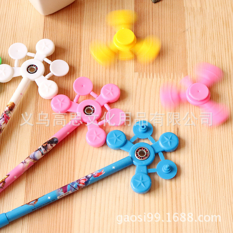 Fidget hand spinner toys,think Ink Pen for Autism and ADHD ...