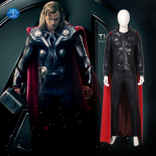 New Thor Ragnarok Cosplay Thor Odinson Costume Men Thor Cosplay Costume Thor 3 Costume Halloween Costume For Men Custom Made