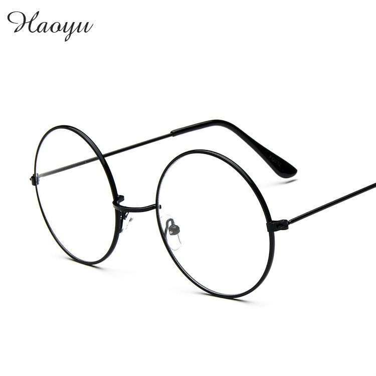 haoyu Fashion wizard Harry potter type glasses frames men women ...