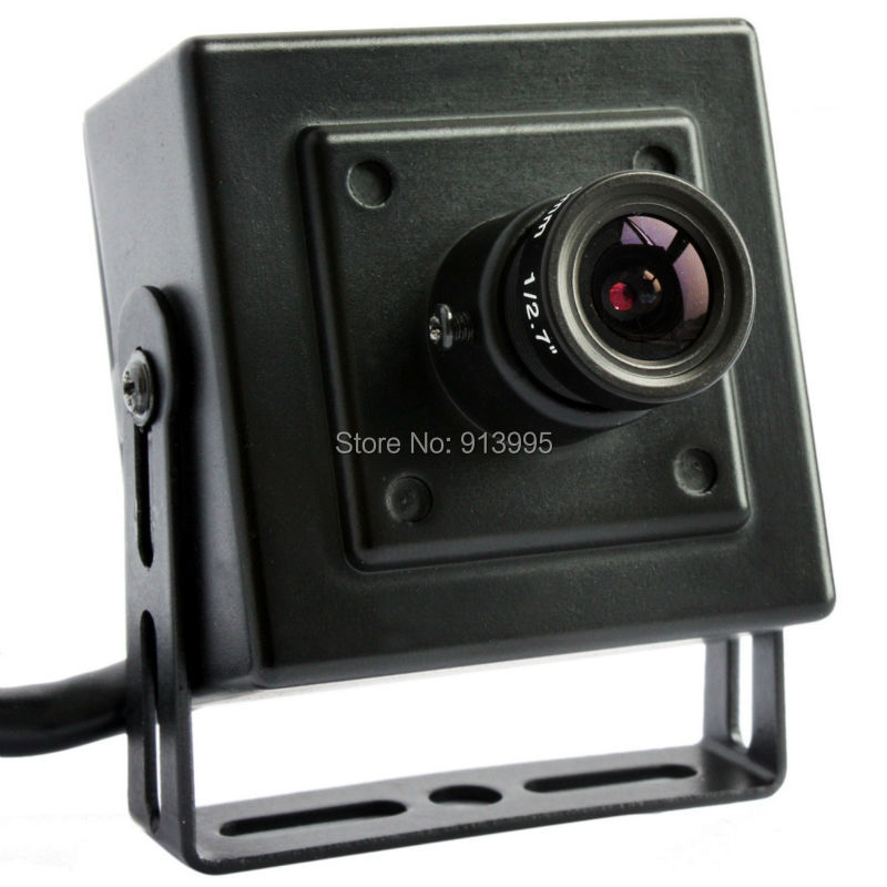 ФОТО Mini 1.0 MP HD CMOS H.264 P2P 3.6mm lens 720p Network Mobile Phone Security Surveillance CCTV IP Camera