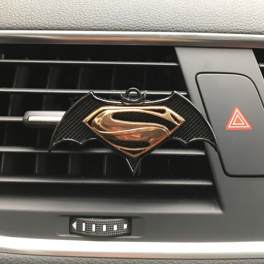 2016 new iron man captain america shield car perfume car perfume air freshener car original outlet
