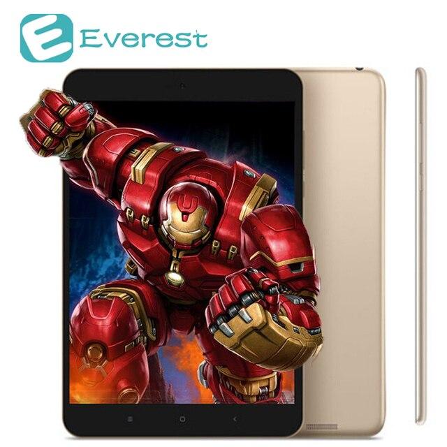 Оригинал Xiaomi Mi Pad 3 Tablet PC 7.9 дюймов MIUI 8 таблетки 4 ГБ RAM 64 ГБ MediaTek MT8176 Гекса Ядро 5MP + 13MP ROM tablet android