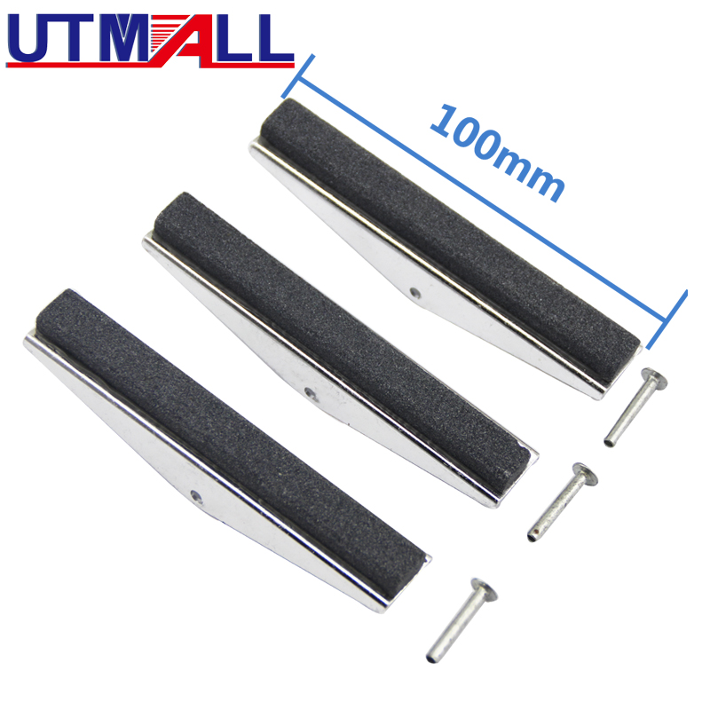 4 Size Replaceable Stone For Brake Piston Cylinder Hone Tool Replacement Stone