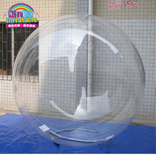 One of the best selling inflatable toys water polo ball inflatable bubble human water ball