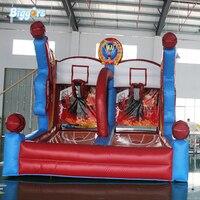 Inflatable Basketball Hoop High Quality Hoop Shoot Inflatable Basketball Game|Inflatable Bouncers|   -