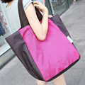 2017 Fashion Women Handbags Large Shoulder Bags Foldable Shopping Bags Reusable Folding Bags Designer Tote Bags Eg54