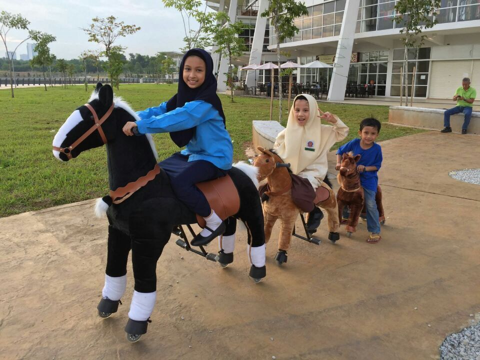 mechanical ride on horse (4)