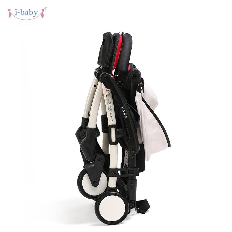 i-baby DoDo Lichtgewicht Wandelwagen Kinderwagen Hoog Landschap - Activiteit en uitrusting voor kinderen - Foto 5