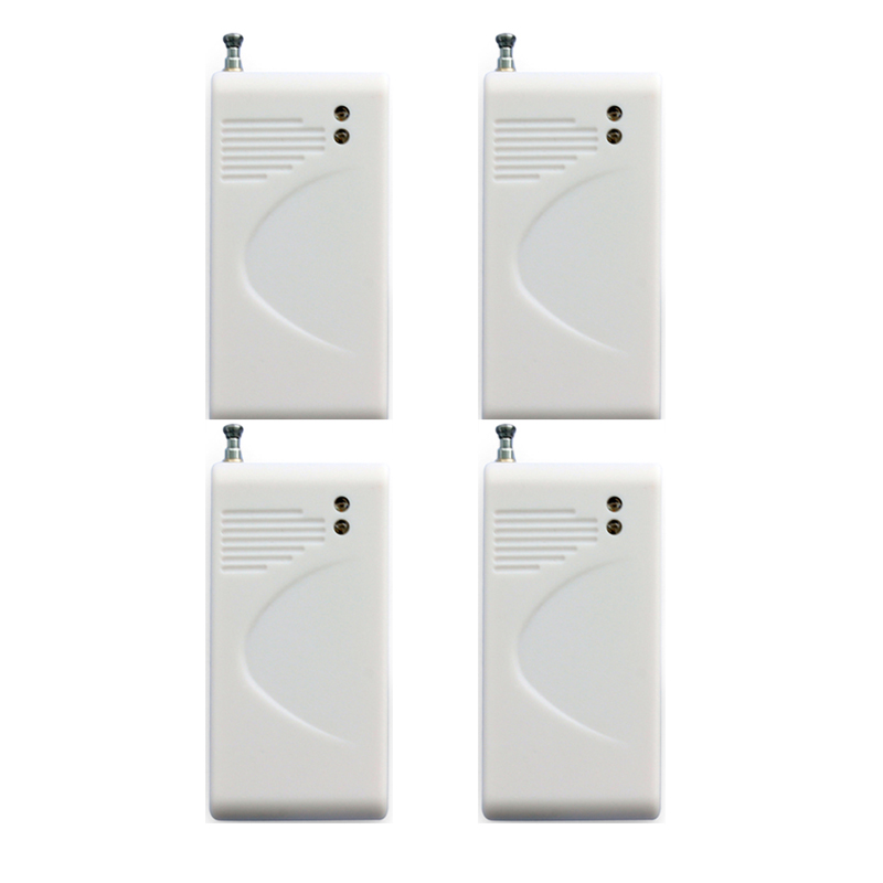Wireless Vibration Break Breakage Glass Sensor Detector 433MHz Just For Alarm System 433mhz 5pcs wireless door window contact gap sensor detector 5pcs wireless vibration break breakage glass sensor detector
