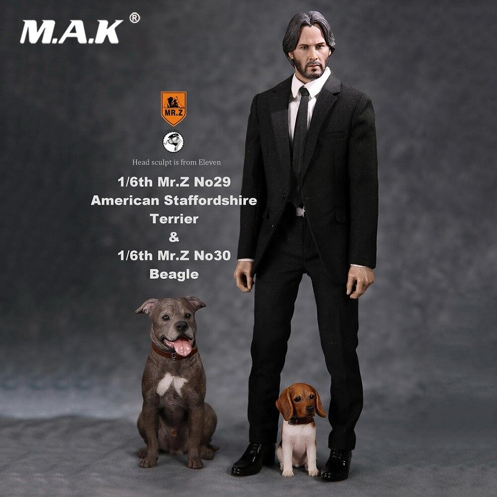 Z 1//6 MRZ030 BP001 No.30 animale modèle Beagle Puppy Pet Dog Figure toys M