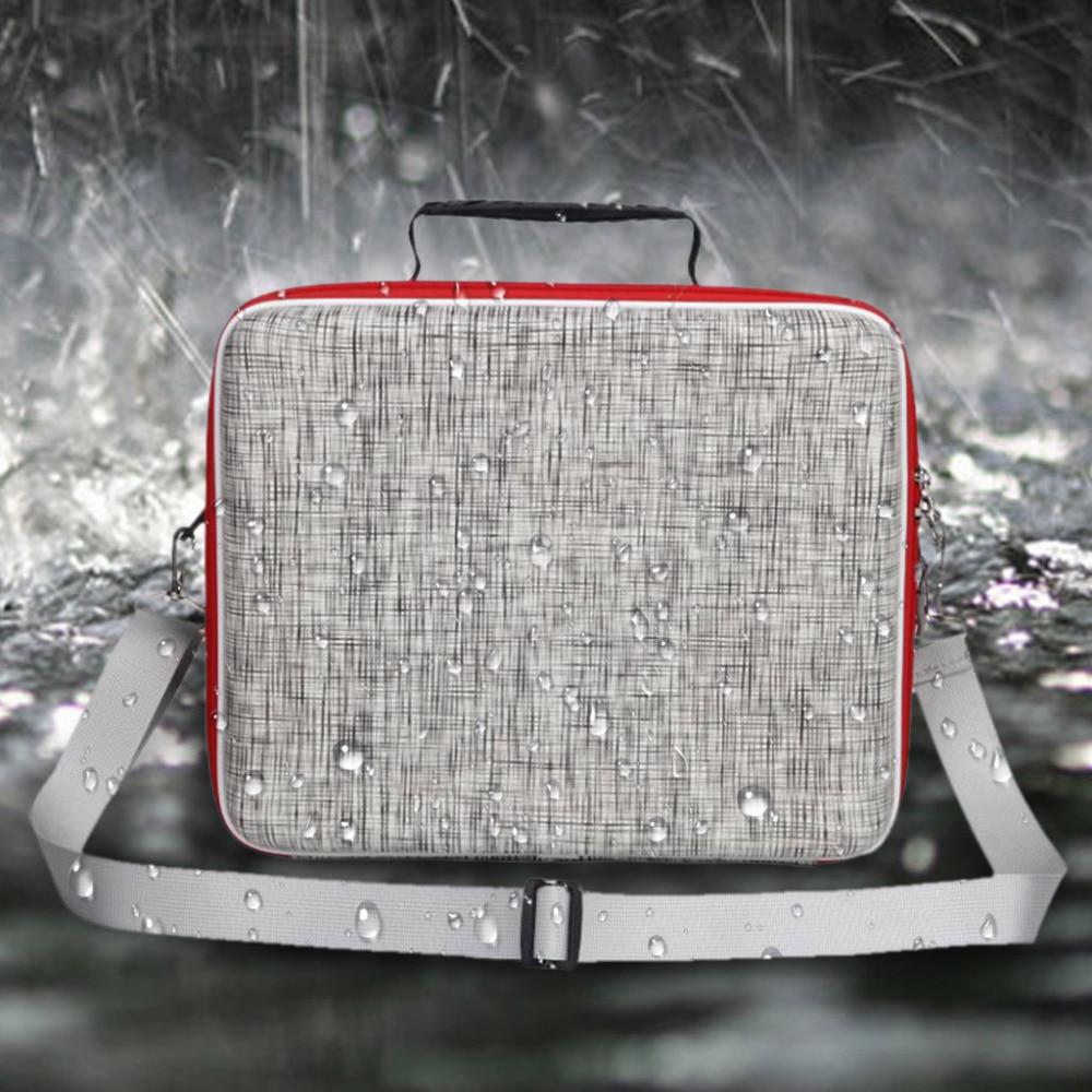 Léger et Compact efficace dans la Protection contre les chocs sac de rangement Portable étanche étui de transport pour Hubsan Zino H117s L503